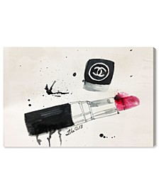 Lipstick Stains Canvas Art Collection