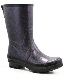 Western Chief Women's Regular Printed Mid-Calf Rain Boots