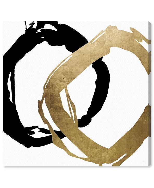 "Oliver Gal Equal Canvas Art, 24"" x 24"""