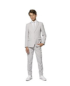 Big Boys Groovy Solid Suit