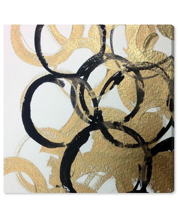 "Oliver Gal Burana Canvas Art, 12"" x 12"""