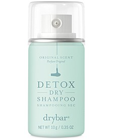 Receive a Free Detox Dry Shampoo with any $30 Drybar purchase!