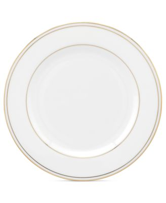 Federal Gold Appetizer Plate