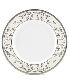 Opal Innocence Silver Salad Plate