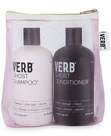 2-Pc. Ghost Shampoo & Conditioner Set