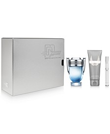 Men's 3-Pc. Invictus Aqua Eau de Toilette Gift Set