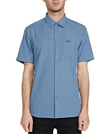 Men's Bonga Stripe Short Sleeve Shirt