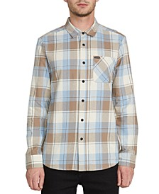 Men's Caden Plaid Shirt