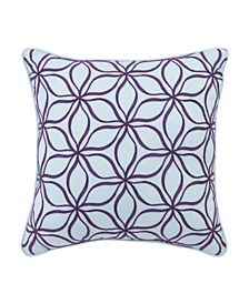 "Angelina Fashion 16"" Square Decorative Pillow"