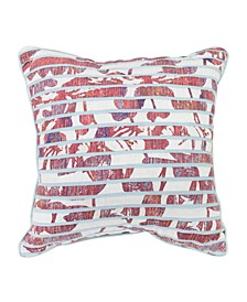 "Angelina 18"" Square Decorative Pillow"