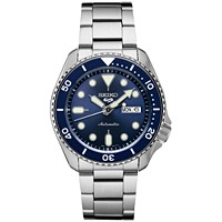 Deals on Seiko Mens Automatic 5 Sports Stainless Steel Bracelet Watch