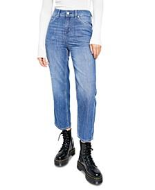 Chloe Baby Barrel Jeans