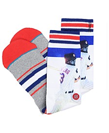 Ryne Sandberg Chicago Cubs Legends Socks