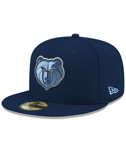 New Era Memphis Grizzlies Basic 59FIFTY Fitted Cap