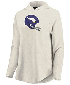 Women's Minnesota Vikings French Terry Pullover