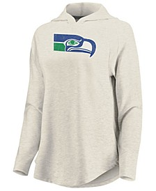 Women's Seattle Seahawks French Terry Pullover