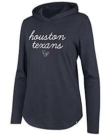 Women's Houston Texans Script PO Hoodie
