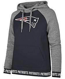 Women's New England Patriots Revolve Hooded Sweatshirt
