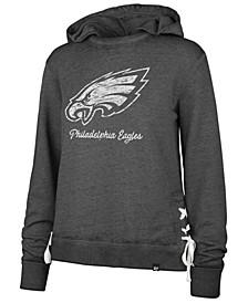 Women's Philadelphia Eagles Lace Up Hoodie