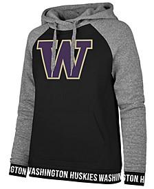 Women's Washington Huskies Encore Revolve Hooded Sweatshirt