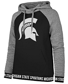 Women's Michigan State Spartans Encore Revolve Hooded Sweatshirt