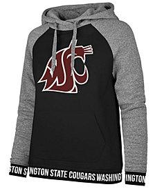 '47 Brand Women's Washington State Cougars Encore Revolve Hooded Sweatshirt
