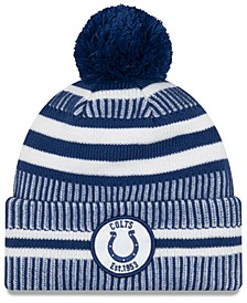 Indianapolis Colts Home Sport Knit Hat