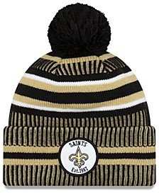 New Orleans Saints Home Sport Knit Hat