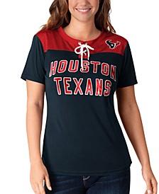 Women's Houston Texans Wildcard Jersey T-Shirt