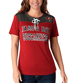 Women's Tampa Bay Buccaneers Wildcard Jersey T-Shirt