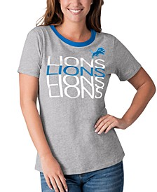 Women's Detroit Lions Undefeated T-Shirt