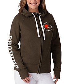 Women's Cleveland Browns Fanfare Hoodie
