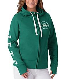 Women's New York Jets Fanfare Hoodie