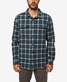 Men's Avondale Long Sleeve Flannel Shirt