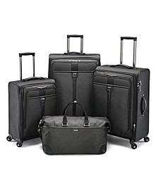 CLOSEOUT! Luxe Softside Luggage Collection