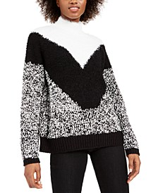 Textured Turtleneck Sweater, Created For Macy's