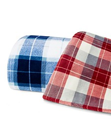 Northsail Plaid King Blanket