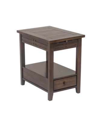 Cleave Chairside End Table