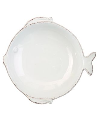Lastra Fish Medium Serving Bowl
