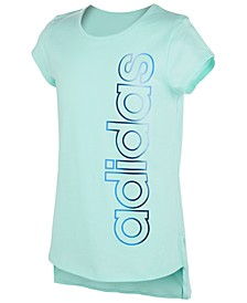 Big Girls Logo-Print T-Shirt