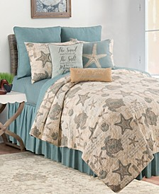 Amber Sands Full Queen Quilt Set
