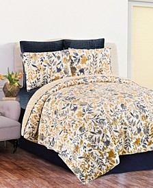 C F Home Natural Home Full/Queen Quilt Set