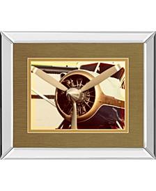 "Short Trip II by Kathy Mansfield Mirror Framed Print Wall Art, 34"" x 40"""