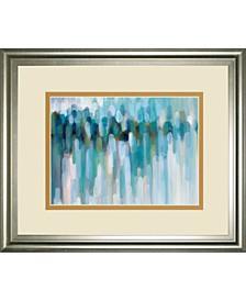 """Aurora Lights II by Karen Lorena Parker Framed Print Wall Art, 34"""" x 40"""""""