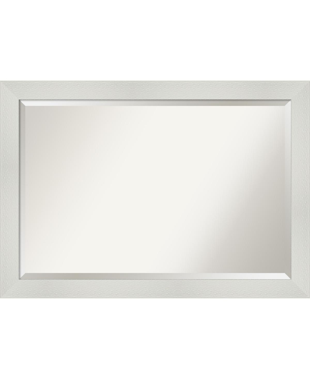 Amanti Art Mosaic Framed Bathroom Vanity Wall Mirror, 40.25