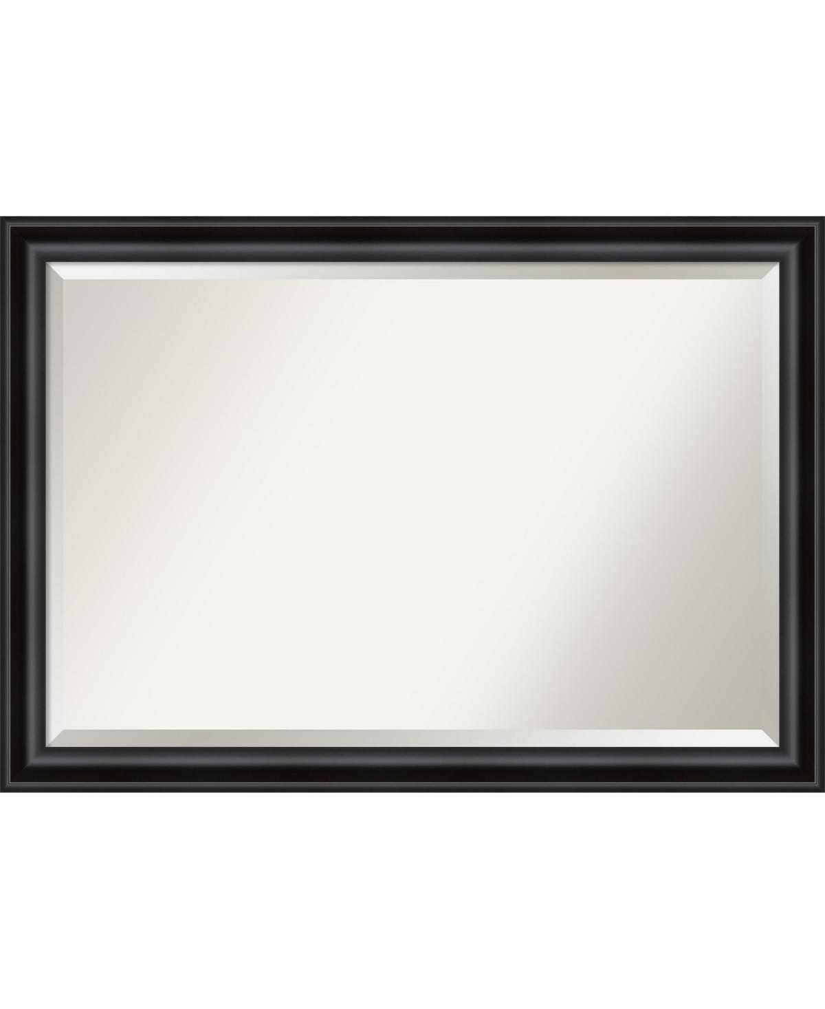 Amanti Art Grand Framed Bathroom Vanity Wall Mirror, 39.88