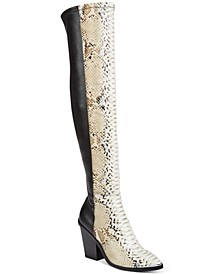 Jethro Over-The-Knee Boots