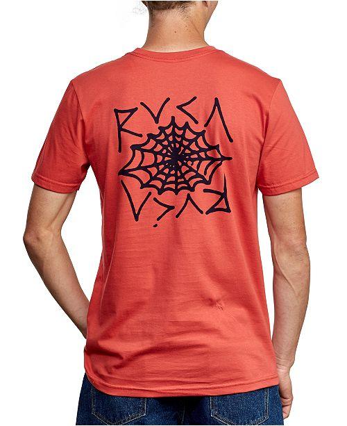 RVCA Men's Cobbwebs Graphic T-Shirt