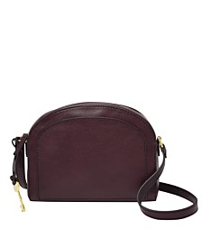 Fossil Chelsea Leather Crossbody