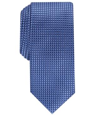 Alfani Men's Slim Neat Tie, Created for Macy's